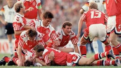 Denmark Germany Euro 1992