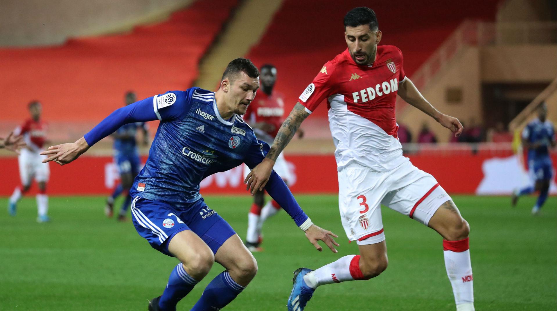 Monaco - Moreno :