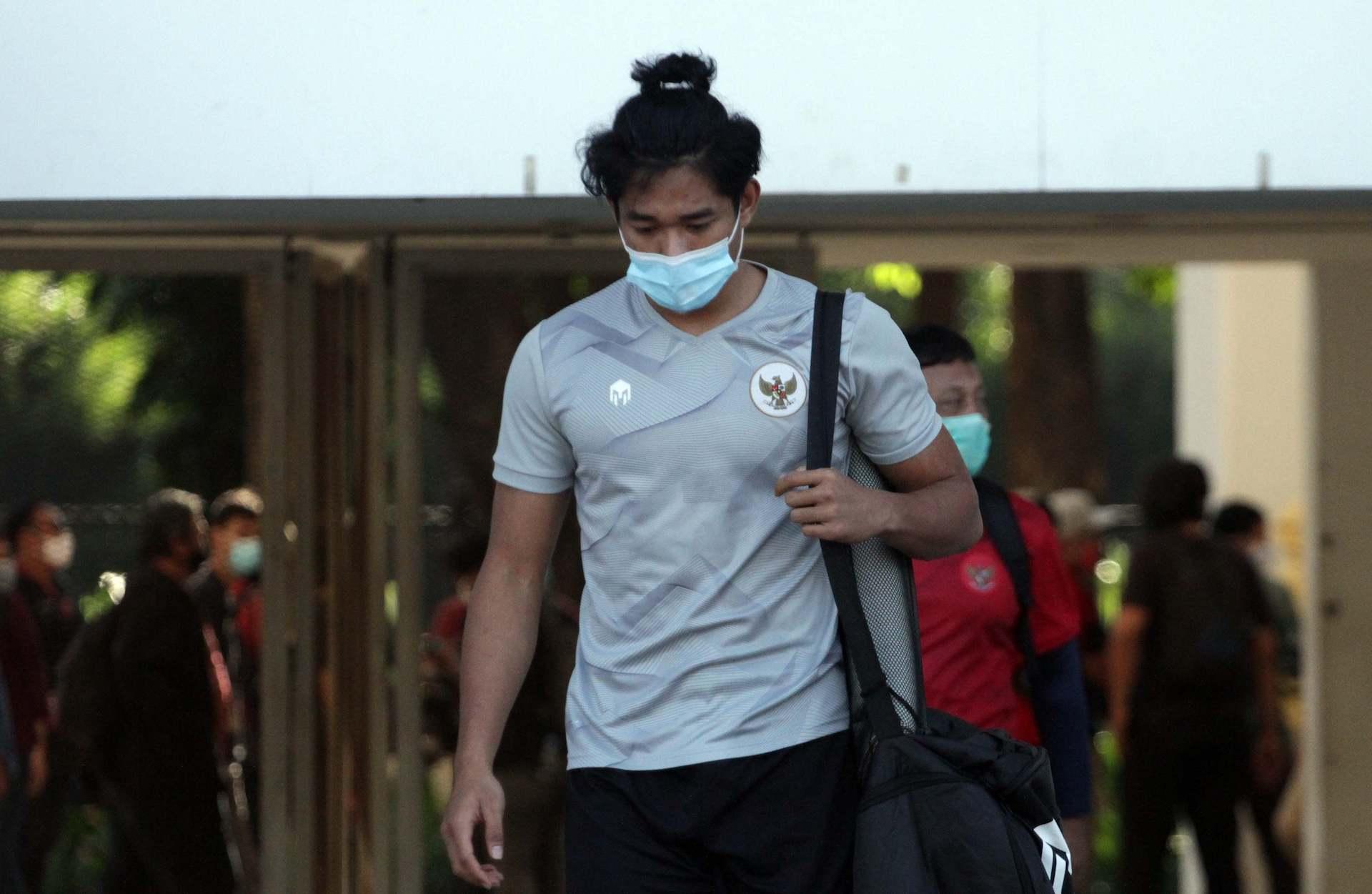 Tercoret Dadakan Dari Timnas Indonesia U 19 Serdy Ephy Fano Minta Maaf Goal Com