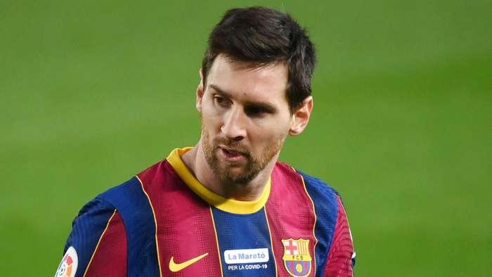 Lionel Messi, Barcelona, La Liga 2020-21