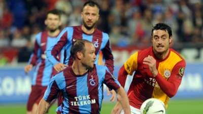 Trabzonspor v Galatasaray 280412