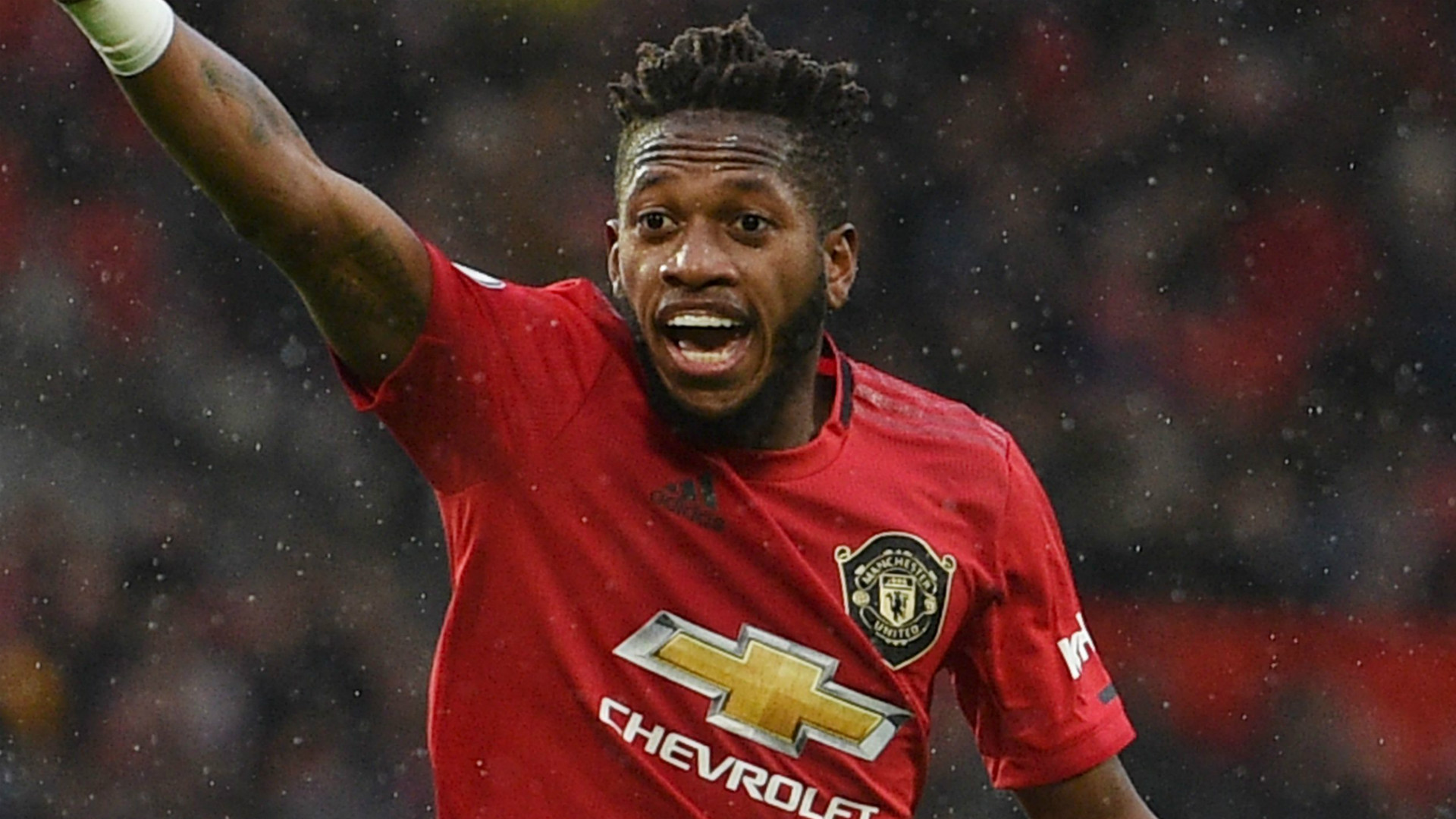 'Fred Is One Of The Great Stories Of Man Utd's Season