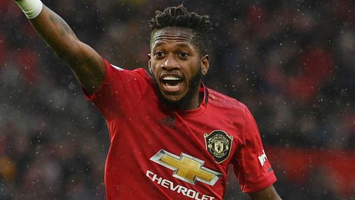 Fred Manchester United 2019-20