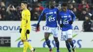 Nuno Da Costa Strasbourg PSG Ligue 1 02122017