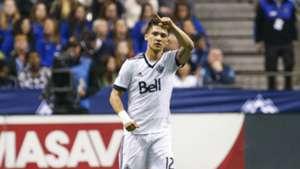 Fredy Montero Vancouver Whitecaps MLS