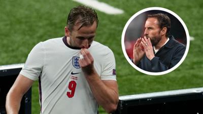 Harry Kane Gareth Southgate England