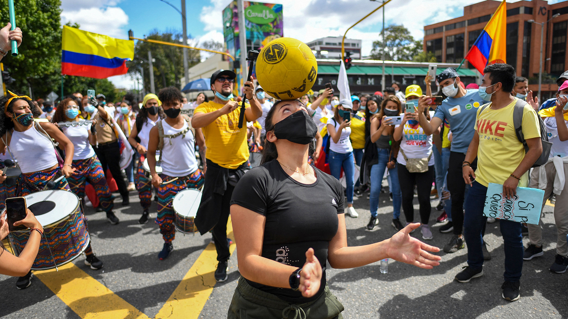 Colombia stripped of Copa America hosting rights amid ongoing anti-government protests