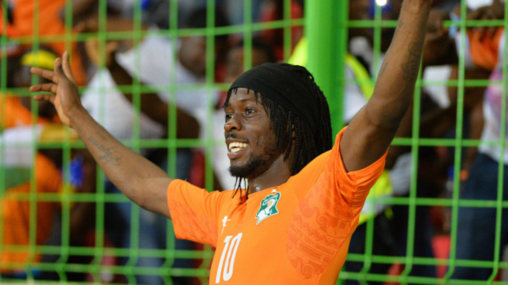 Gervinho makes international return as Cote d'Ivoire lose to Japan