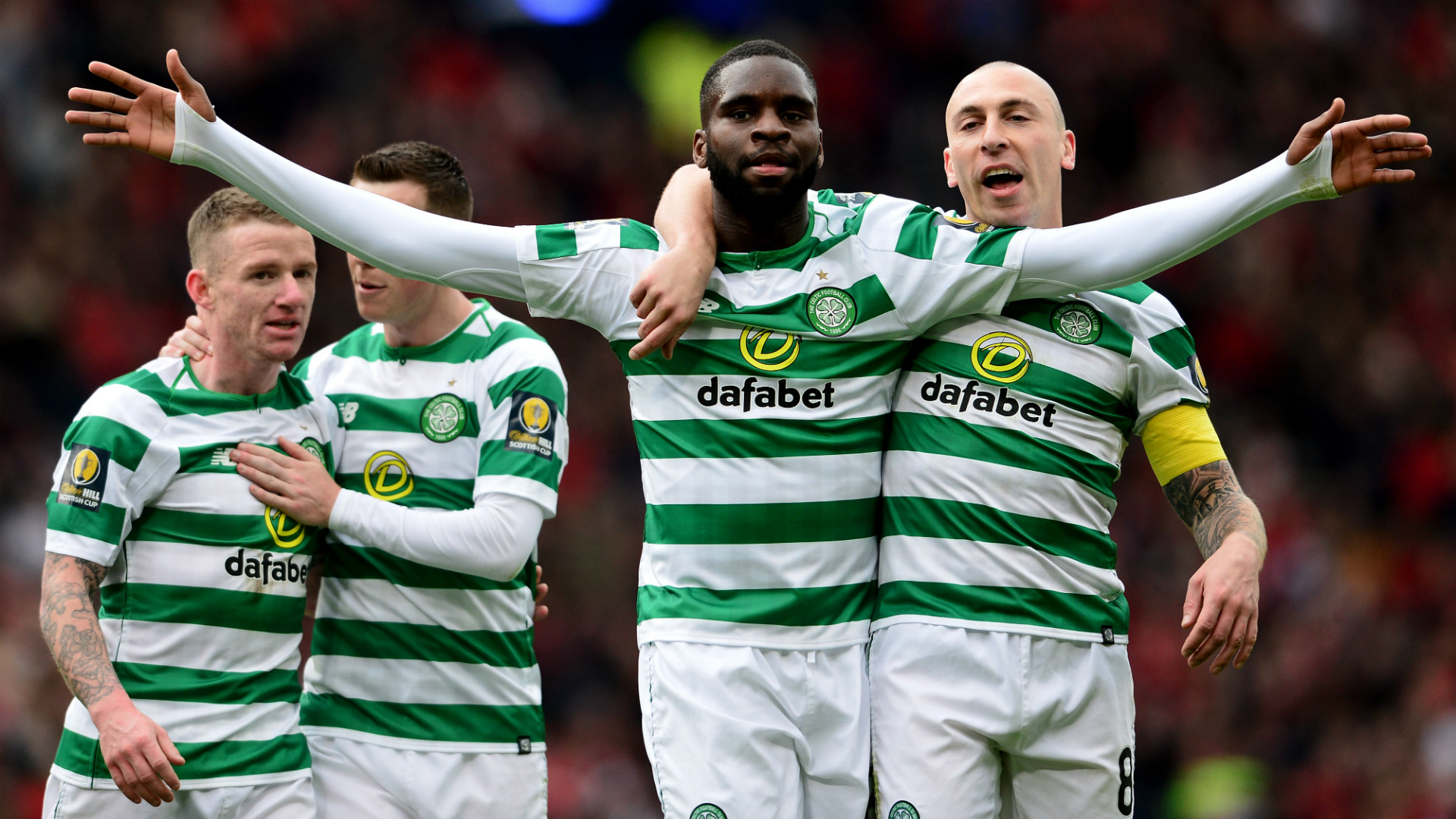 'Edouard like Dembele & could play for Arsenal' – Nicholas expects Celtic exit for striker