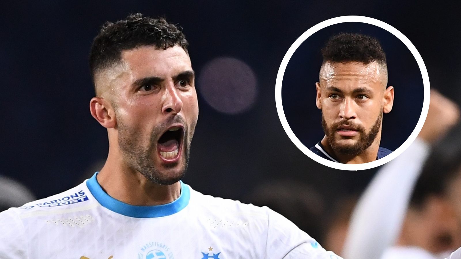 No punishment for PSG star Neymar or Marseille's Gonzalez following racism accusation