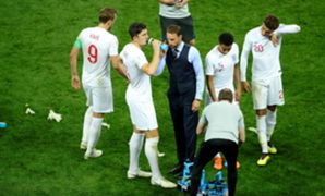 Gareth Southgate England Croatia