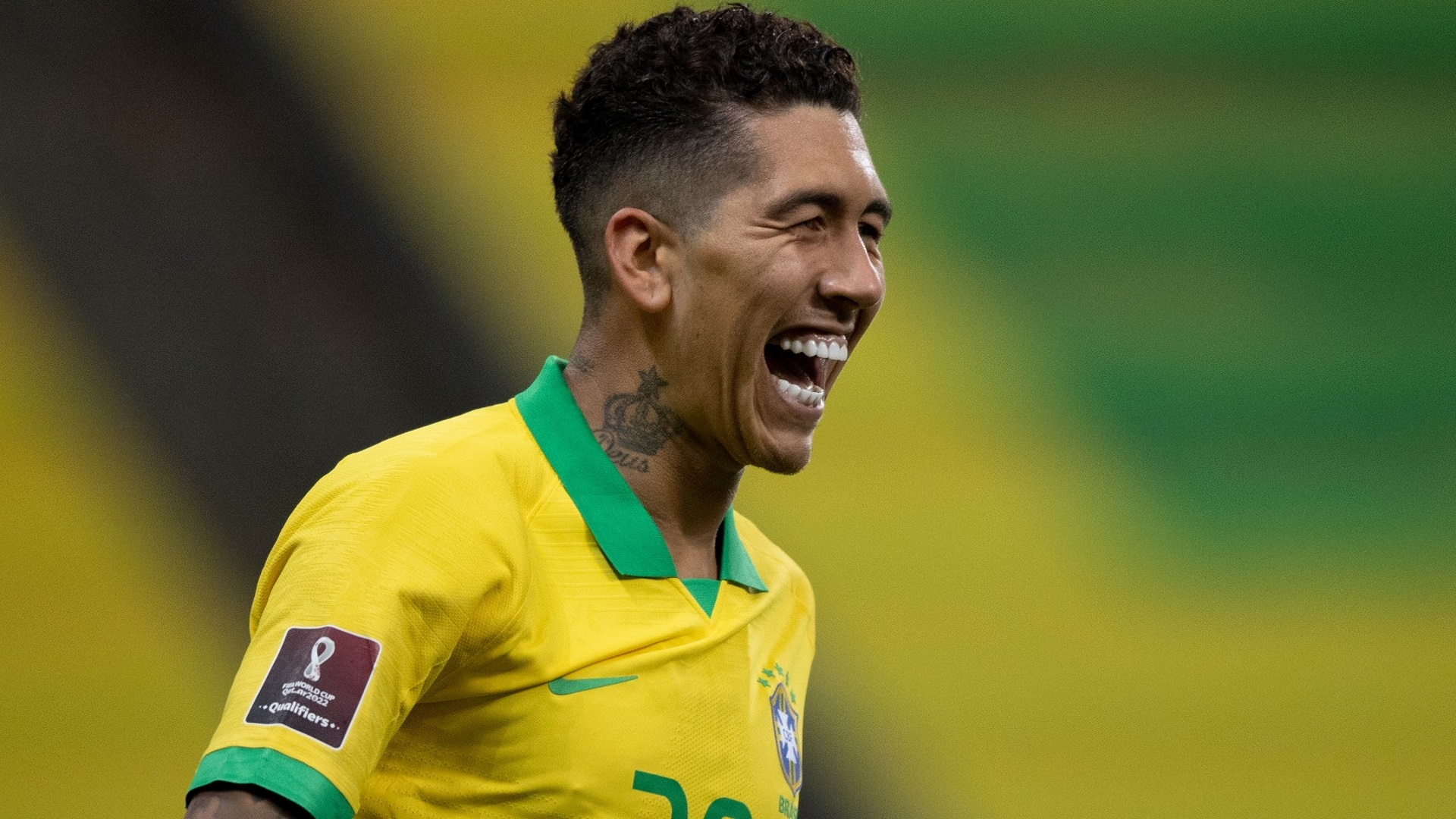 Firmino determined to join Brazil's list of legendary No.9s and get his hands on the World Cup