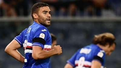 Gregoire Defrel Sampdoria Napoli Serie A