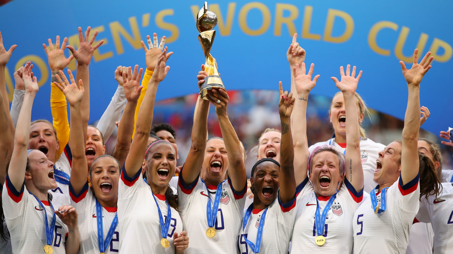 USWNT Women's World Cup 2019