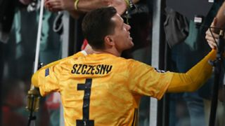 Wojciech Szczesny Juventus 2019-20