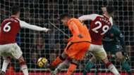 Roberto Firmino Liverpool Arsenal