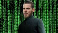 David de Gea, Matrix