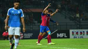 Syafiq Ahmad, Petaling Jaya City FC v Johor Darul Ta'zim, Malaysia Cup, 13 Sep 2019