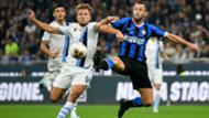 Ciro Immobile Stefan de Vrij SS Lazio - Internazionale 09252019