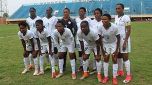 Super Falcons win in Gambia