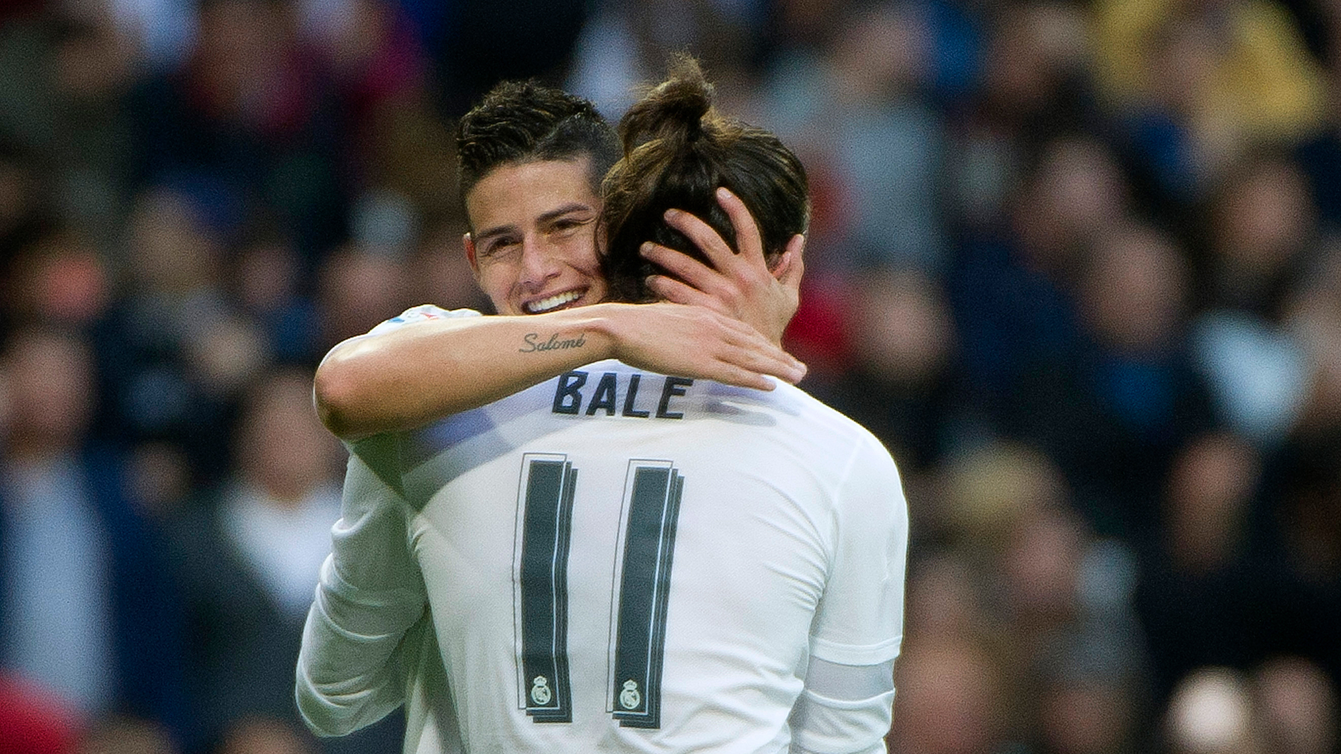 James, Bale... Everton veut faire ses emplettes au Real Madrid