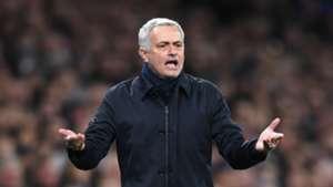 Jose Mourinho Tottenham 2019-20