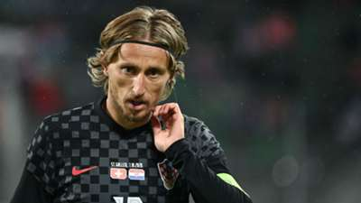 Luka Modric Croatia 2020