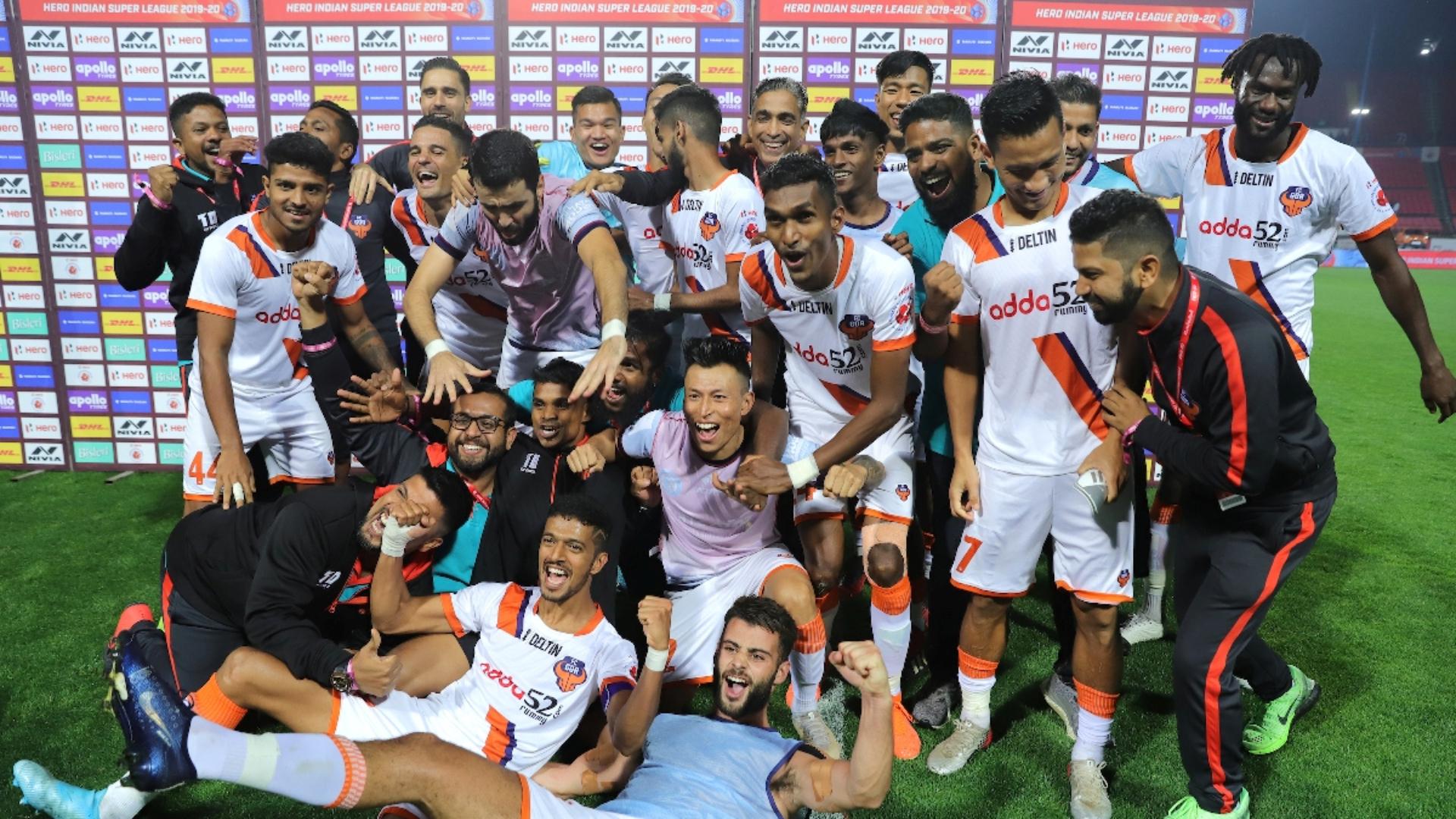 FC Goa v Jamshedpur