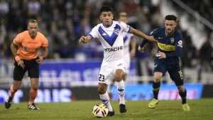 Thiago Almada Velez Sarsfield Boca Juniors Copa Superliga 2019