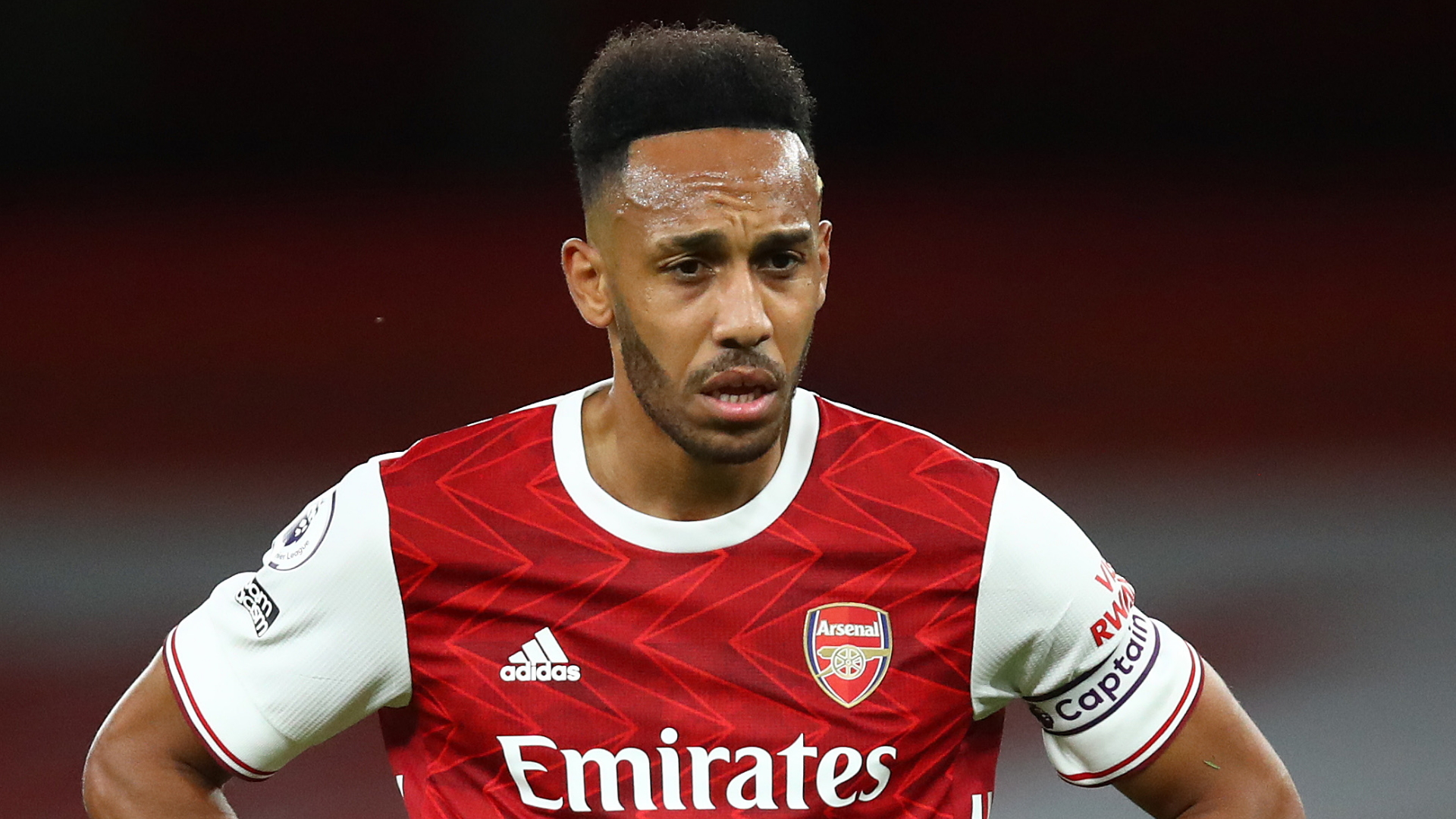 'Aubameyang hasn't been in form since signing contract' – Campbell confident Arsenal spark will return