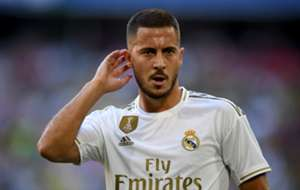 Hazard Real Madrid Tottenham Audi Cup