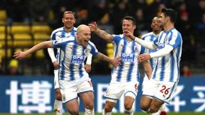 Aaron Mooy, Huddersfield