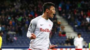 Hwang Hee-Chan RB Salzburg 23112017