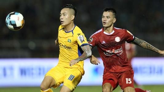 Trung vệ ĐT Việt Nam kiến tạo hai quả 11m, giúp HAGL trụ hạng thành công | Goal.com