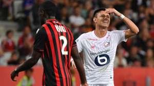 Luiz Araujo Nice Lille Ligue 1