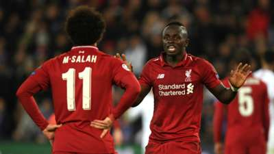 Salah Mane Liverpool Champions League 29 11 2018