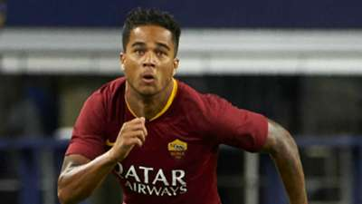 Justin Kluivert Roma 2018-19