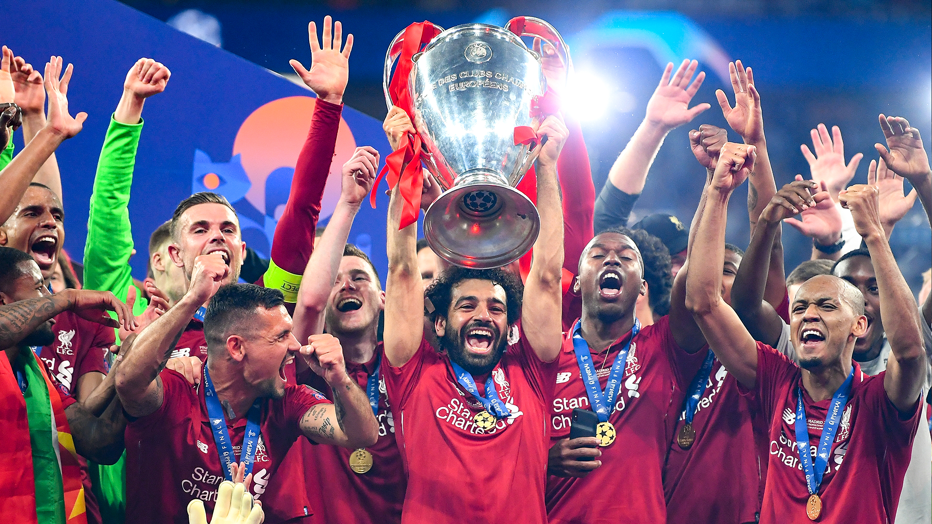 Mohamed Salah S Trophy Record What Has He Won With Egypt