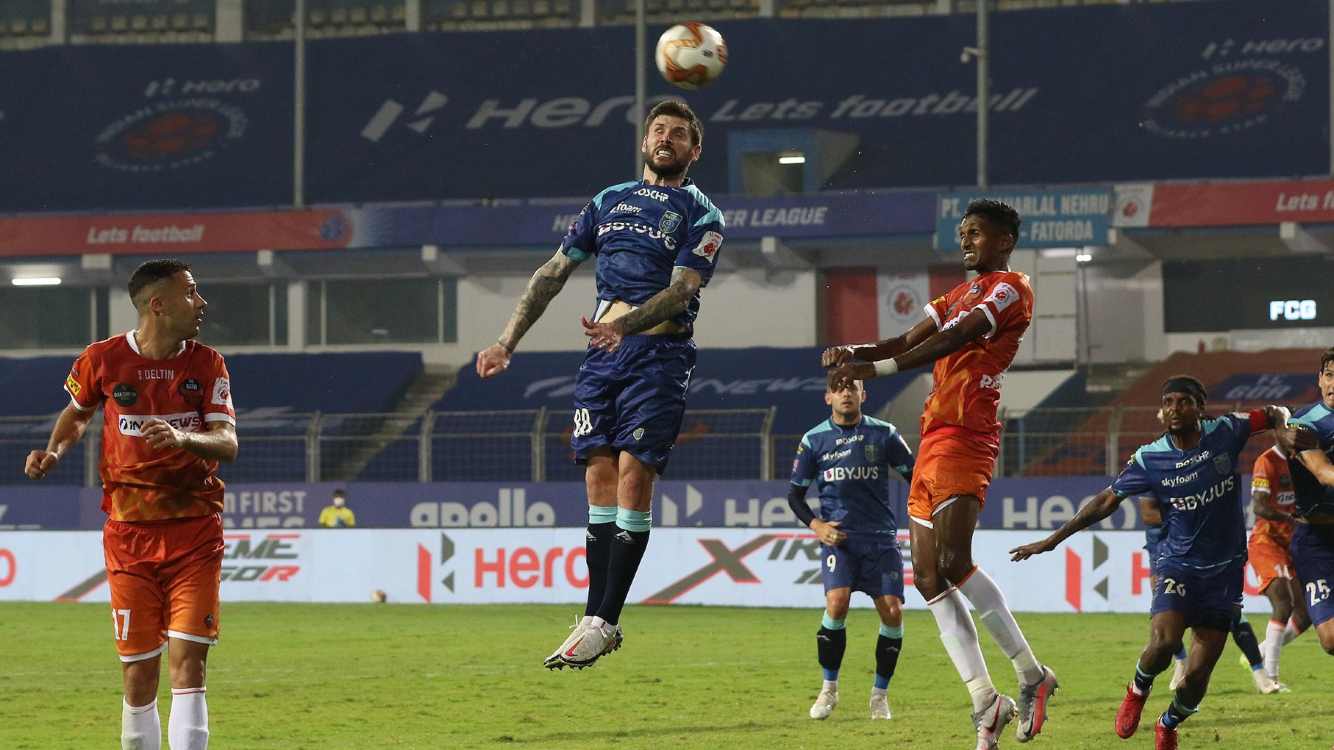 Not so super - What is wrong with Kerala Blasters' attack?