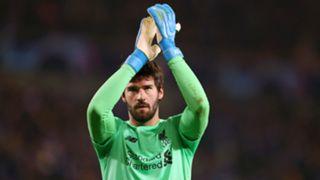 Alisson Liverpool 2019