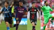 Alexis, Vidal, Aránguiz y Bravo