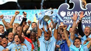 Manchester City 2012 Premier League