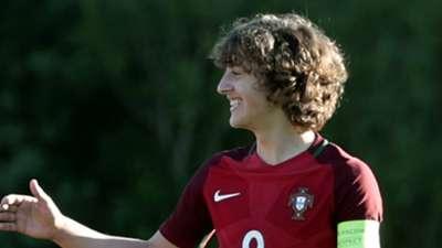 Fabio Silva Portugal U17 2019