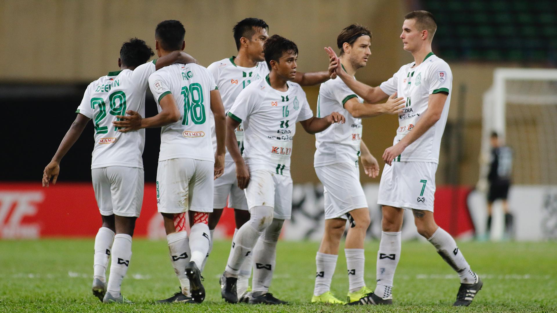 Melaka United, Malaysia Cup, 14092019