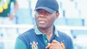 Yanga SC coach Mwinyi Zahera.