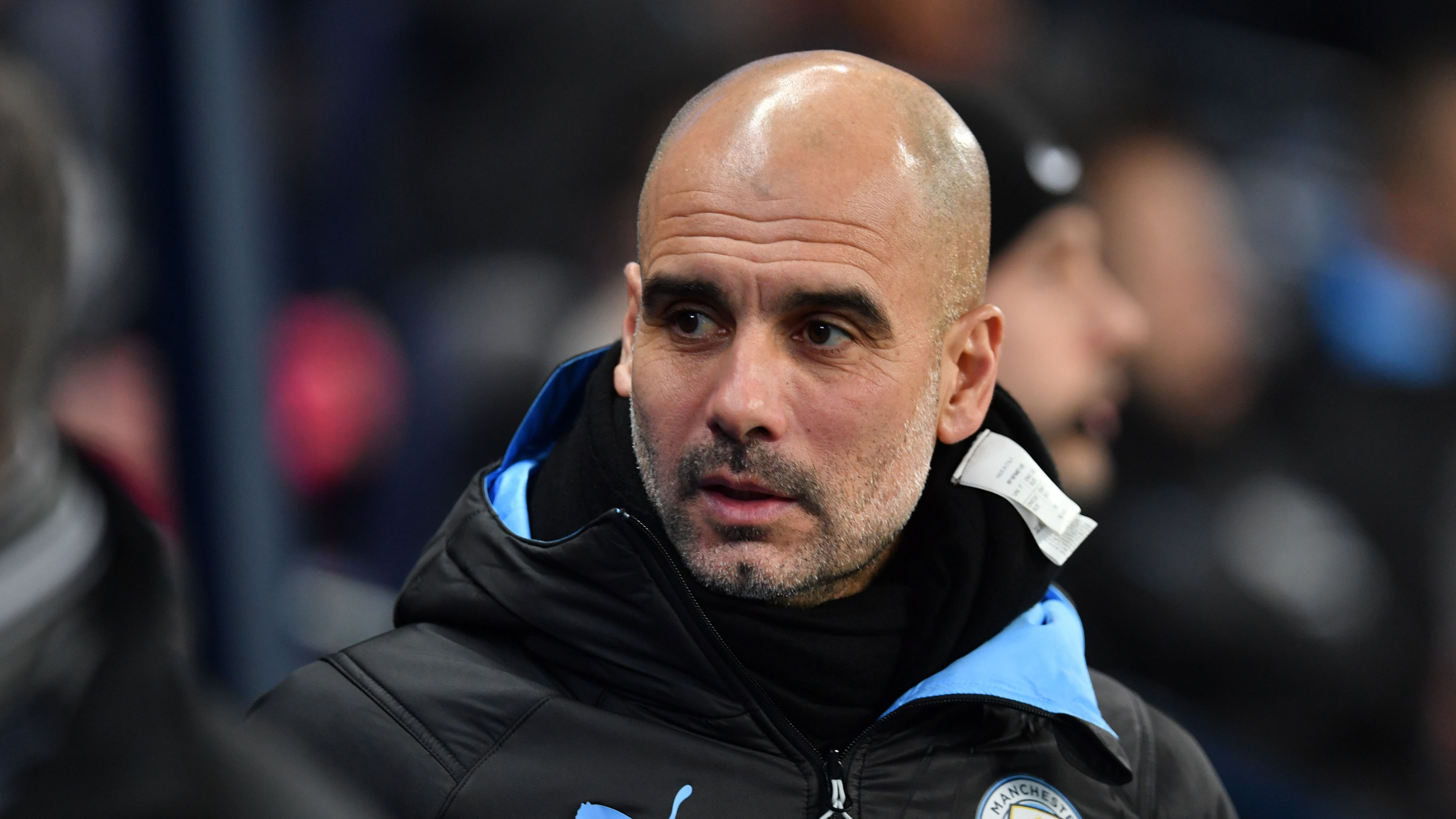 Video: Pep mindful United can still spoil the party after PSG heroics