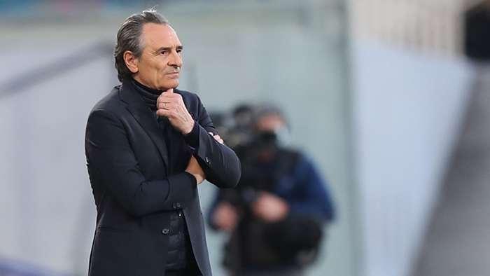 Cesare Prandelli Fiorentina 2021