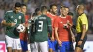 Selección mexicana vs Costa Rica 280619