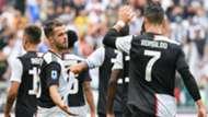 Juventus Spal Pjanic Cristiano Ronaldo Serie A 2019/2020