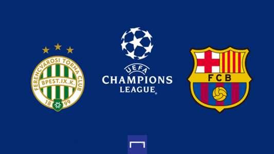 Ferencvaros vs. Barcelona de Champions League en directo: resultado, alineaciones, polémicas, reacciones y ruedas de prensa | Goal.com